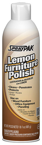 Lemon Furniture Polish