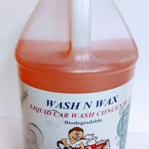 Wash-N-Wax